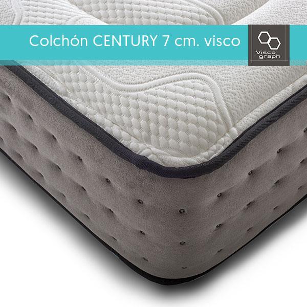 Colchón Century